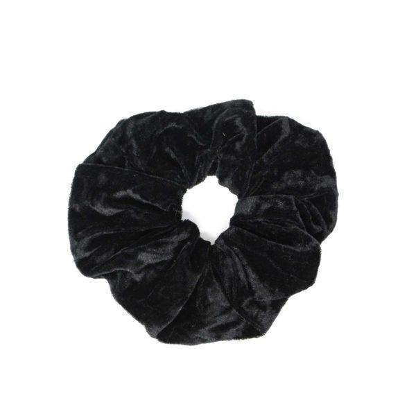 Oomphtastic Scrunchy (Black) – Wrapunzel