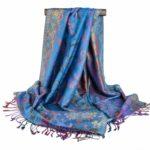 Original Tapestry Scarf (Aqua) – Wrapunzel