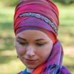 Vintage Beauty Headband – Wrapunzel