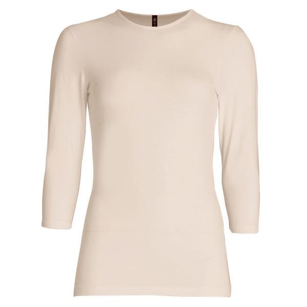 3/4 Sleeve Layering Tops – Peaches n' Cream
