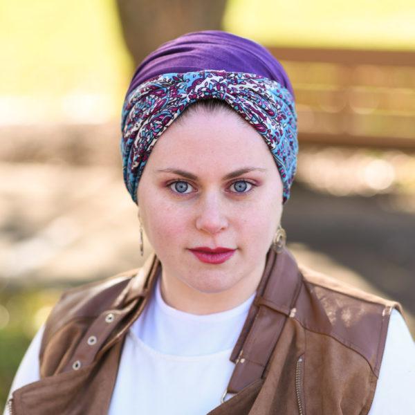 Sensational Headband 2 – Wrapunzel