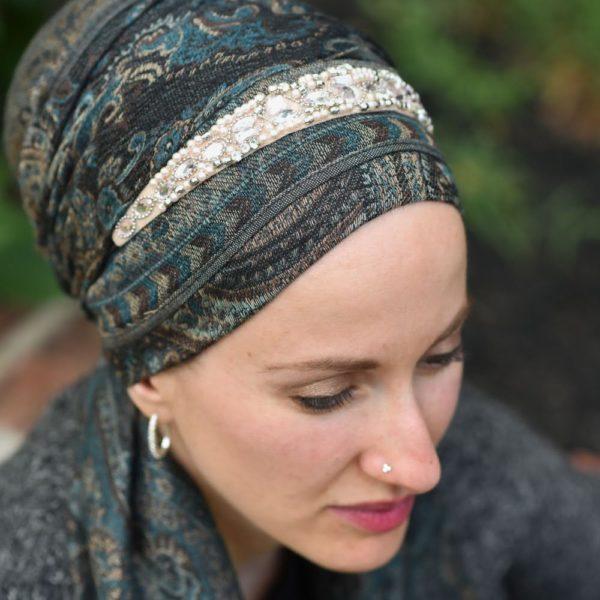 Sierra Sunset Headband 2 – Wrapunzel